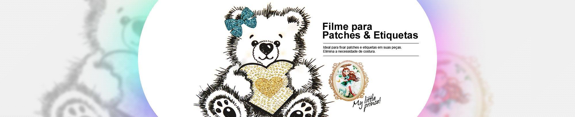 Filmes Para Patches e Etiquetas